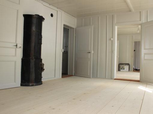 Renovierungen unter Denkmalschutz