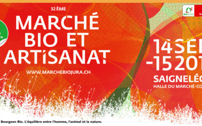Marché Bio et Artisanat 14 & 15 Sept.
