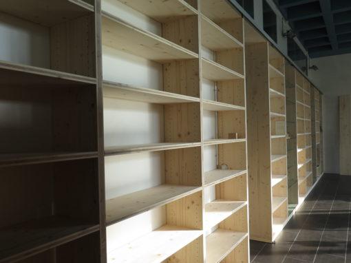 """Bibliothèque """"L'atelier"""""""